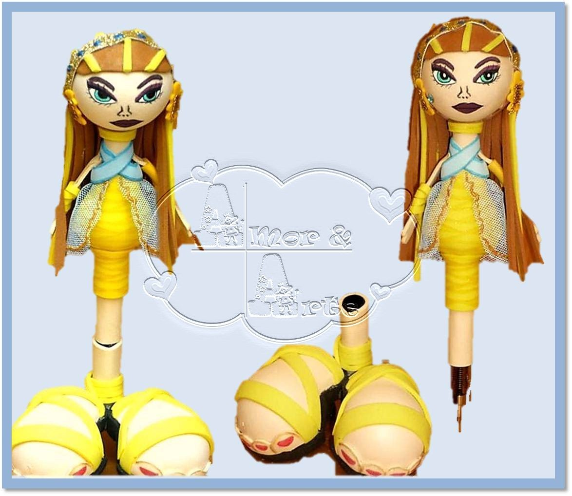 LAPICERO CLEO  MONSTER HIGH