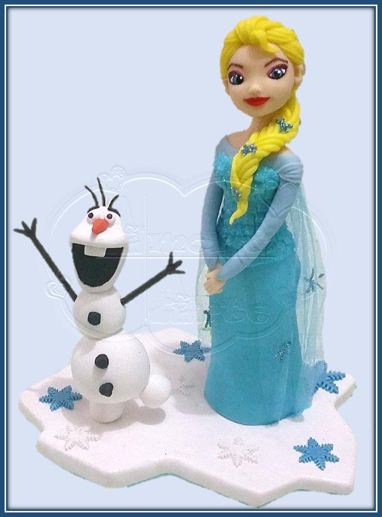 ELSA Y OLAF