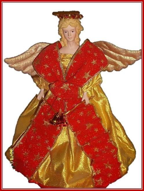 ANGEL PUNTA DE ARBOL