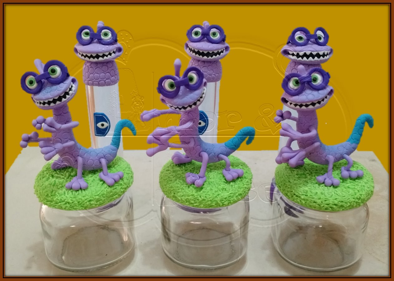 RANDALL DE MONSTER INC.