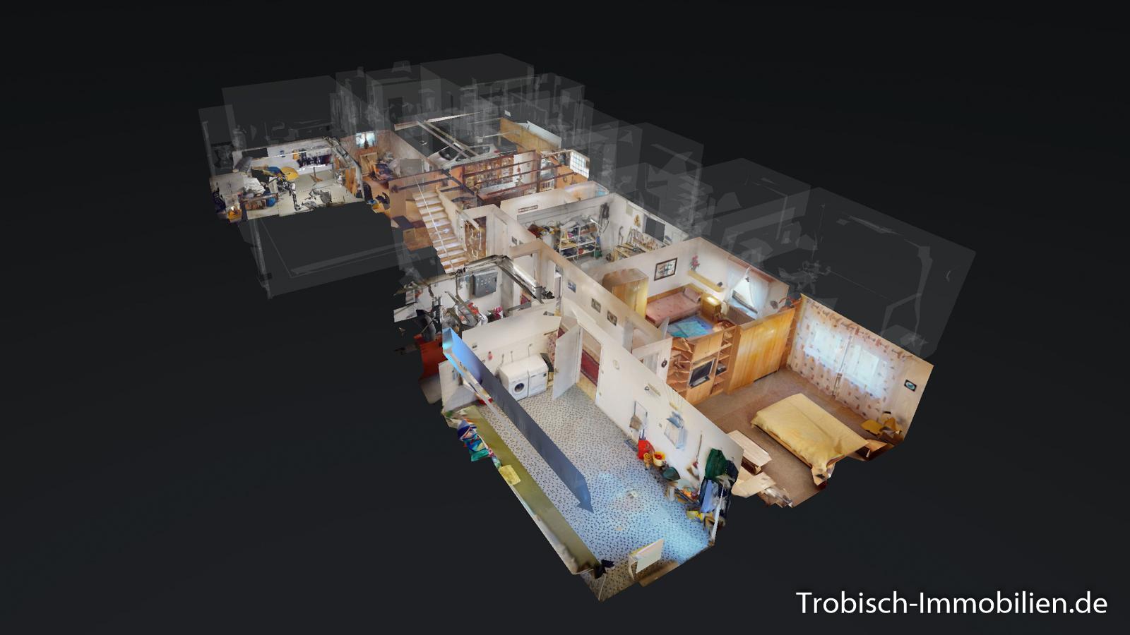 Grundriss-UG - 3D