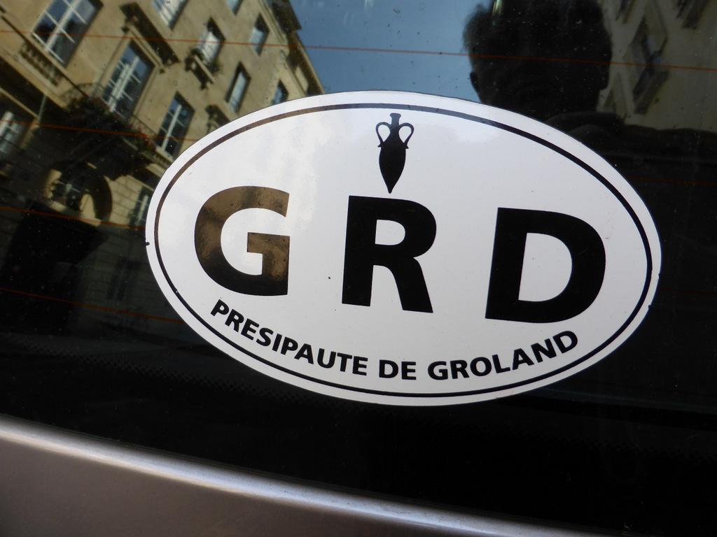 Rue de l'Odéon: Grönland ist es nicht, sondern eine Erfindung von TV-Canal+