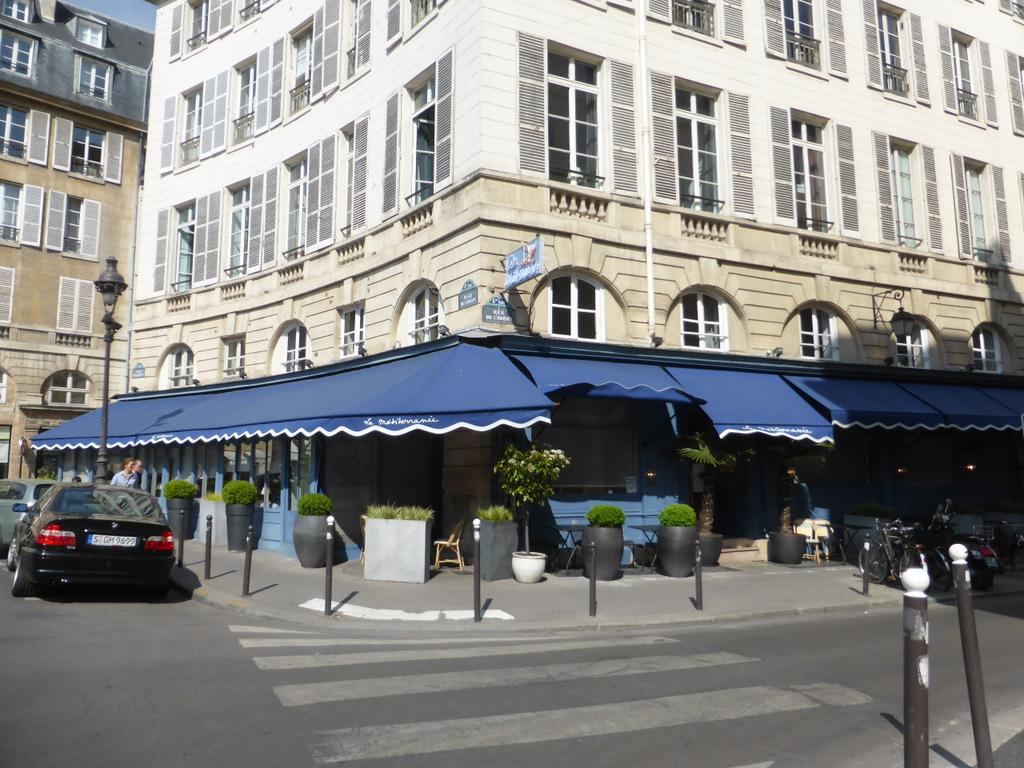 La Méditerranée - das feinste Fischrestaurant von Paris