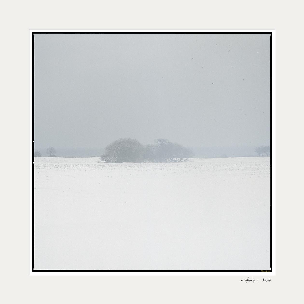 Snow Landscape – N°