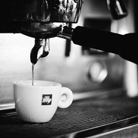 Illy-Kaffee