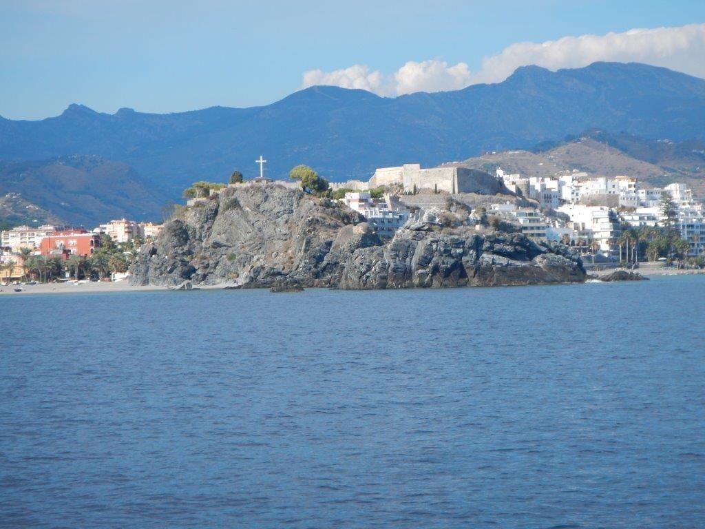 Segeltörn entlang der spanischen Küste
