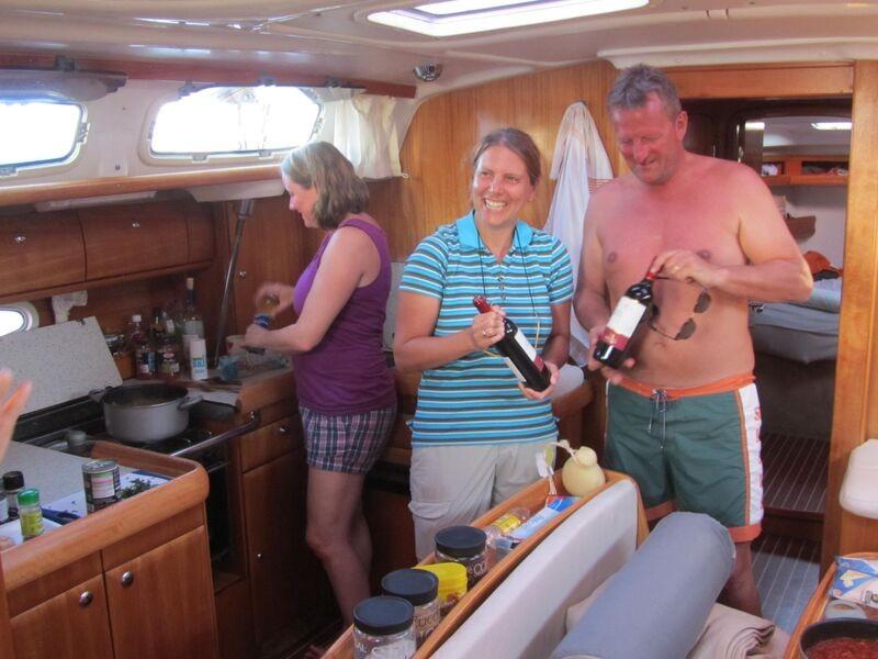 private Segelyacht mit Eigner / Skipper 2017 buchen Kojencharter Sardinien