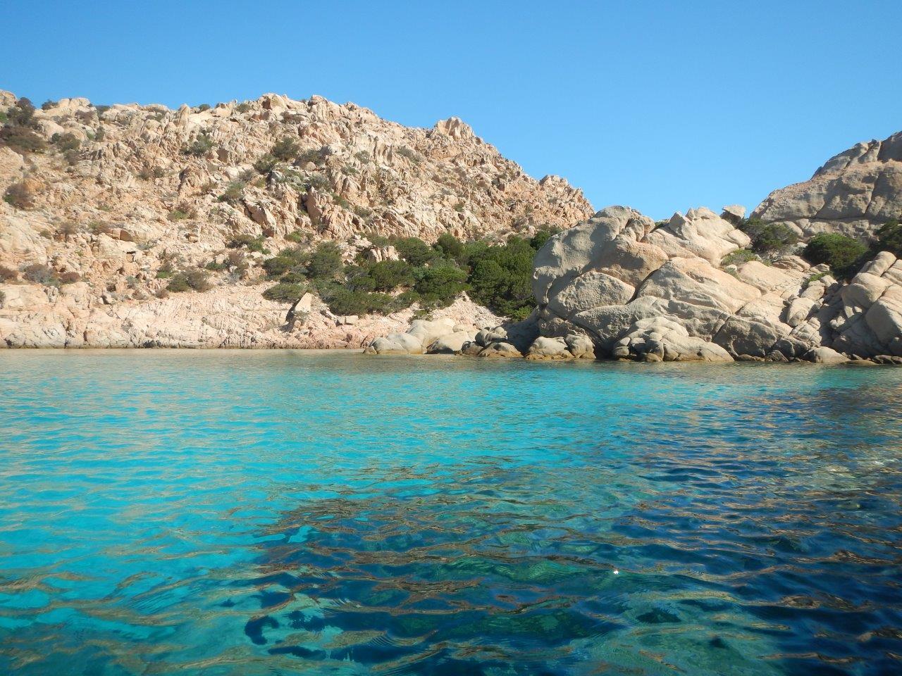 Mitsegeln mit Skipper von Sardinien nach Korsika