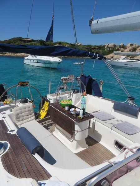 Urlaub für Genießer mitsegeln Sardinien und Korsika auf privater Eigneryacht
