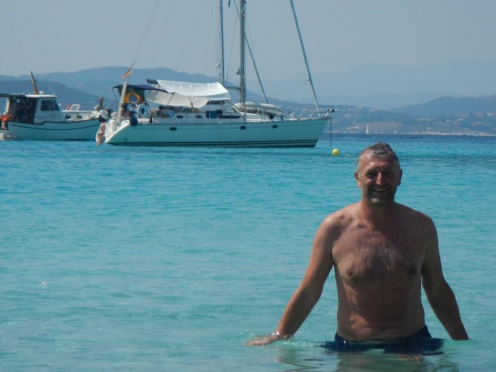 meine Name ist Bond, Siggi Bond und das da hinten ist meine Yacht