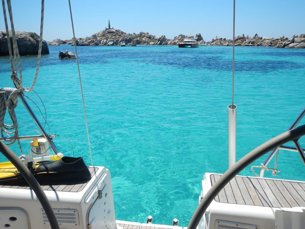 Scheiß Türkis mitsegeln, genießen baden und schnorcheln im Mittelmeer