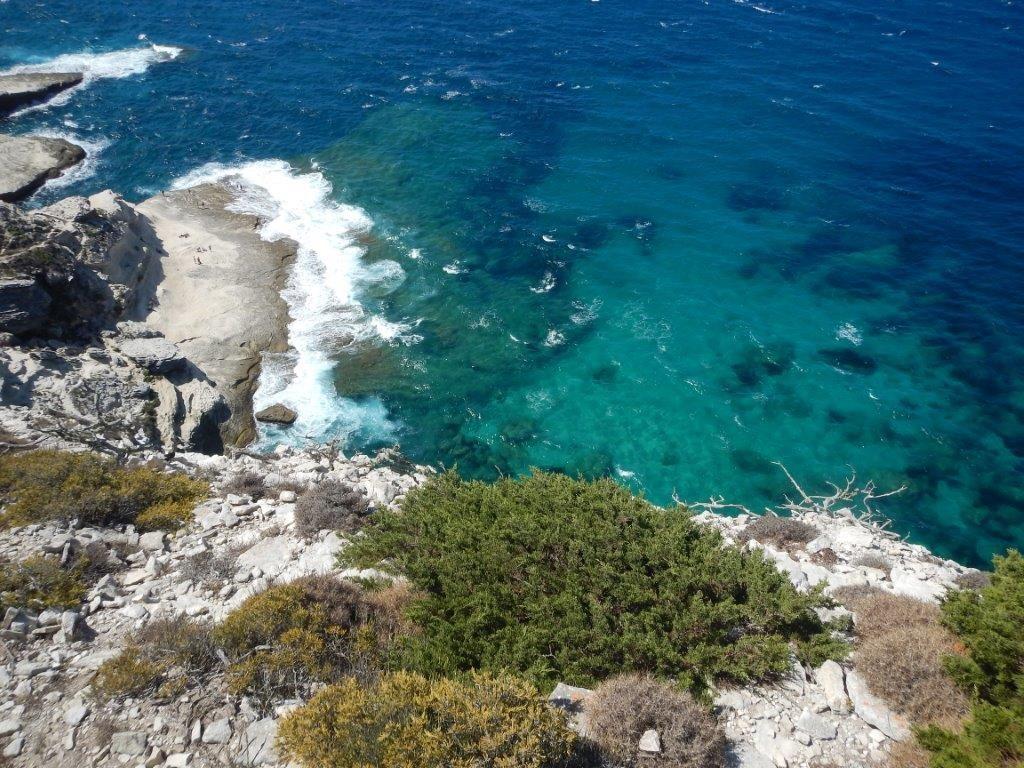 """""""scheiß Türkis"""" die Lieblingsfarbe im Maddalena Archipel"""