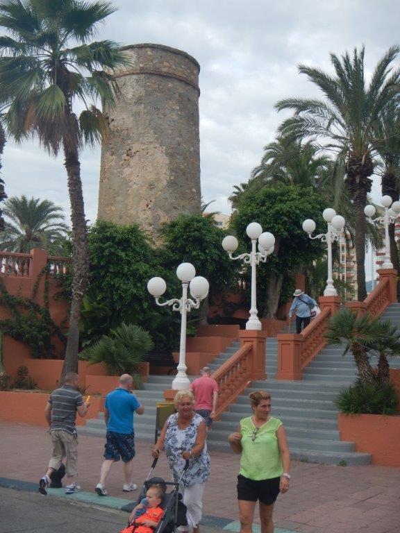 Ziel erreicht auf der Segeltour von Mallorca nach Malaga