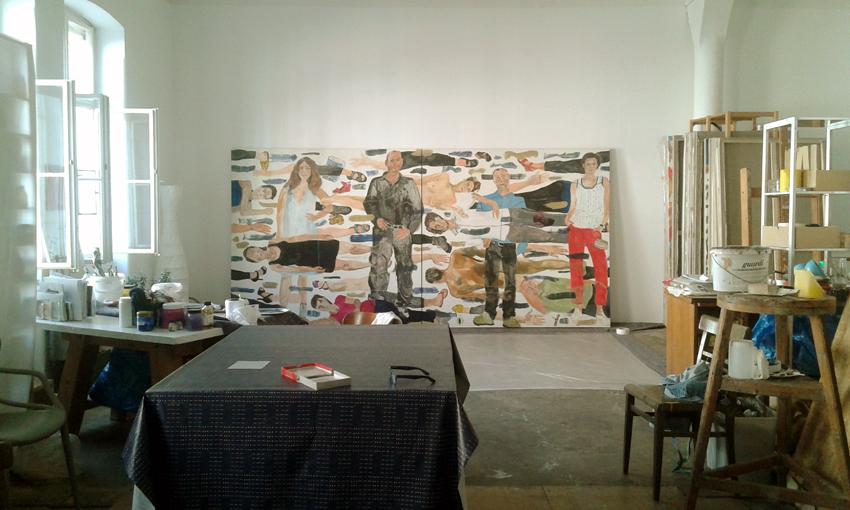 Atelier Eva Hradil Sommer 2016