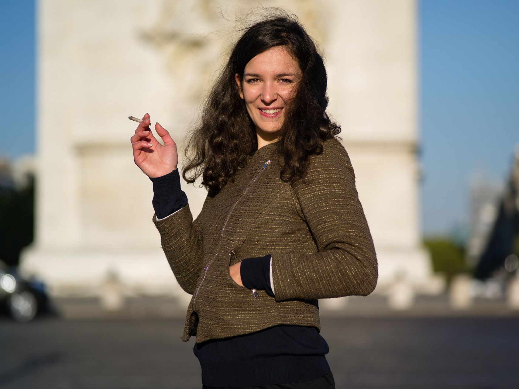 Mathilde Saubole, actrice, metteur en scène, 2015