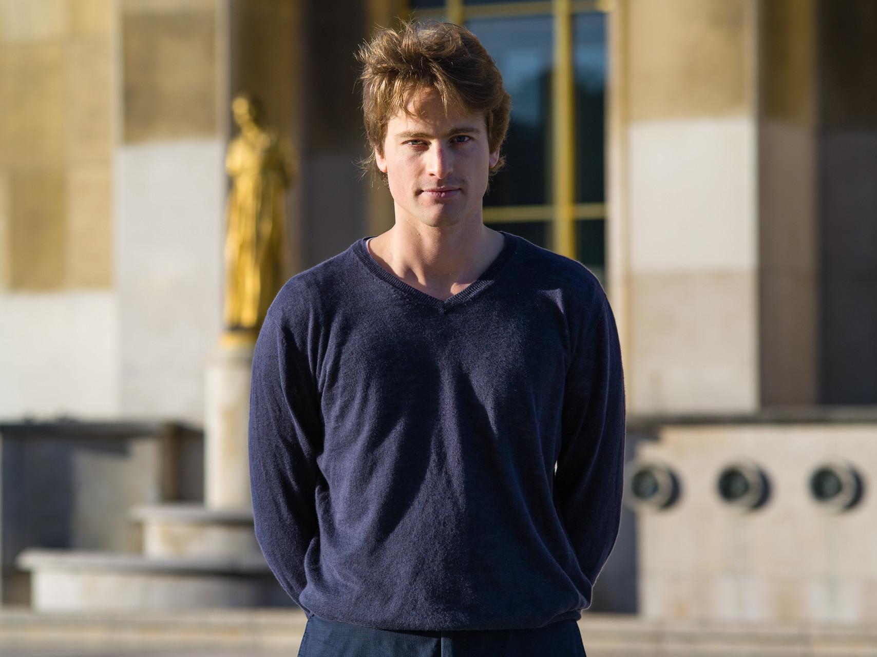 Clément Naline, musicien, acteur, 2015