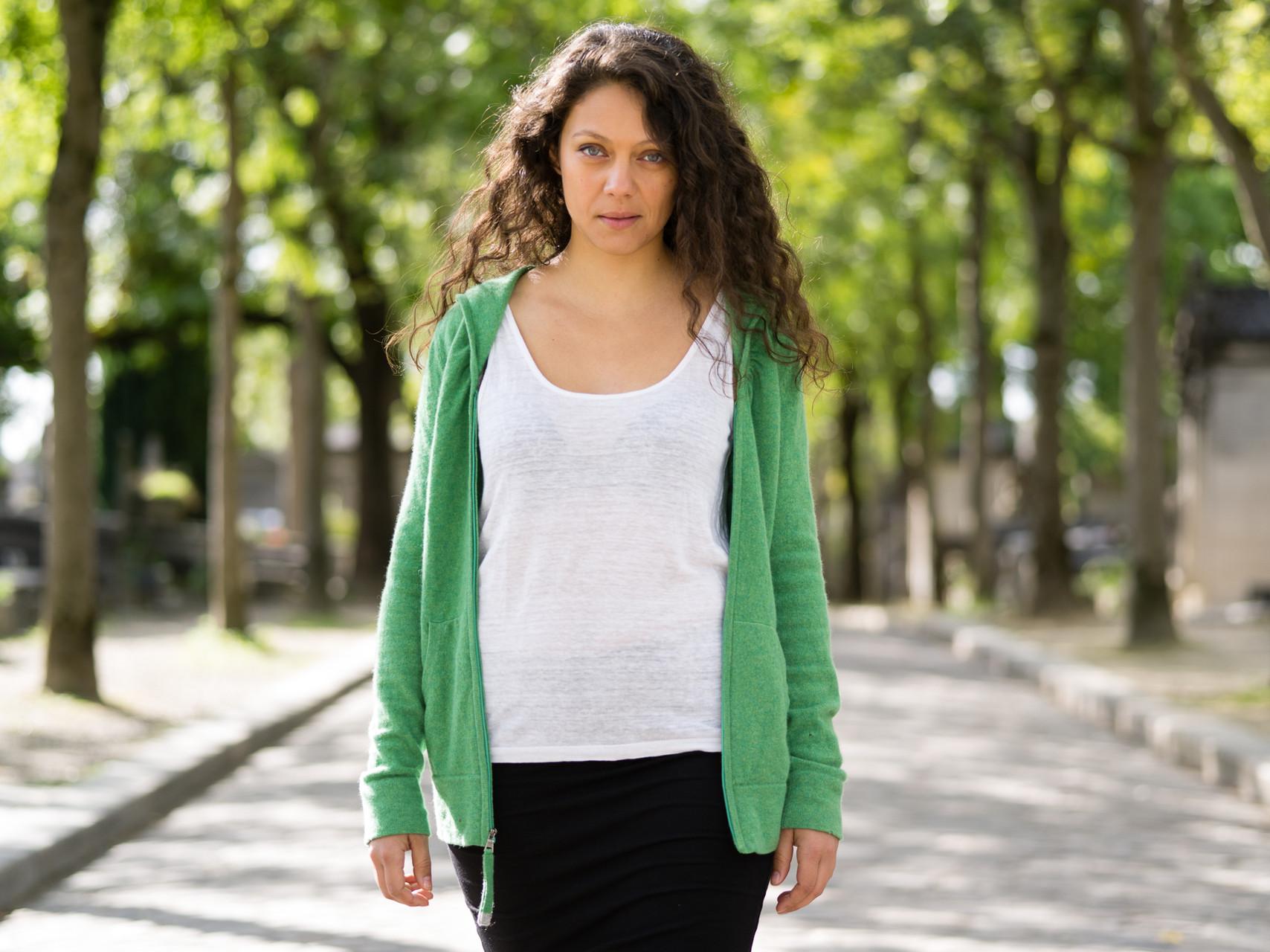 Hoda Safiah, actrice, cascadeuse, 2015
