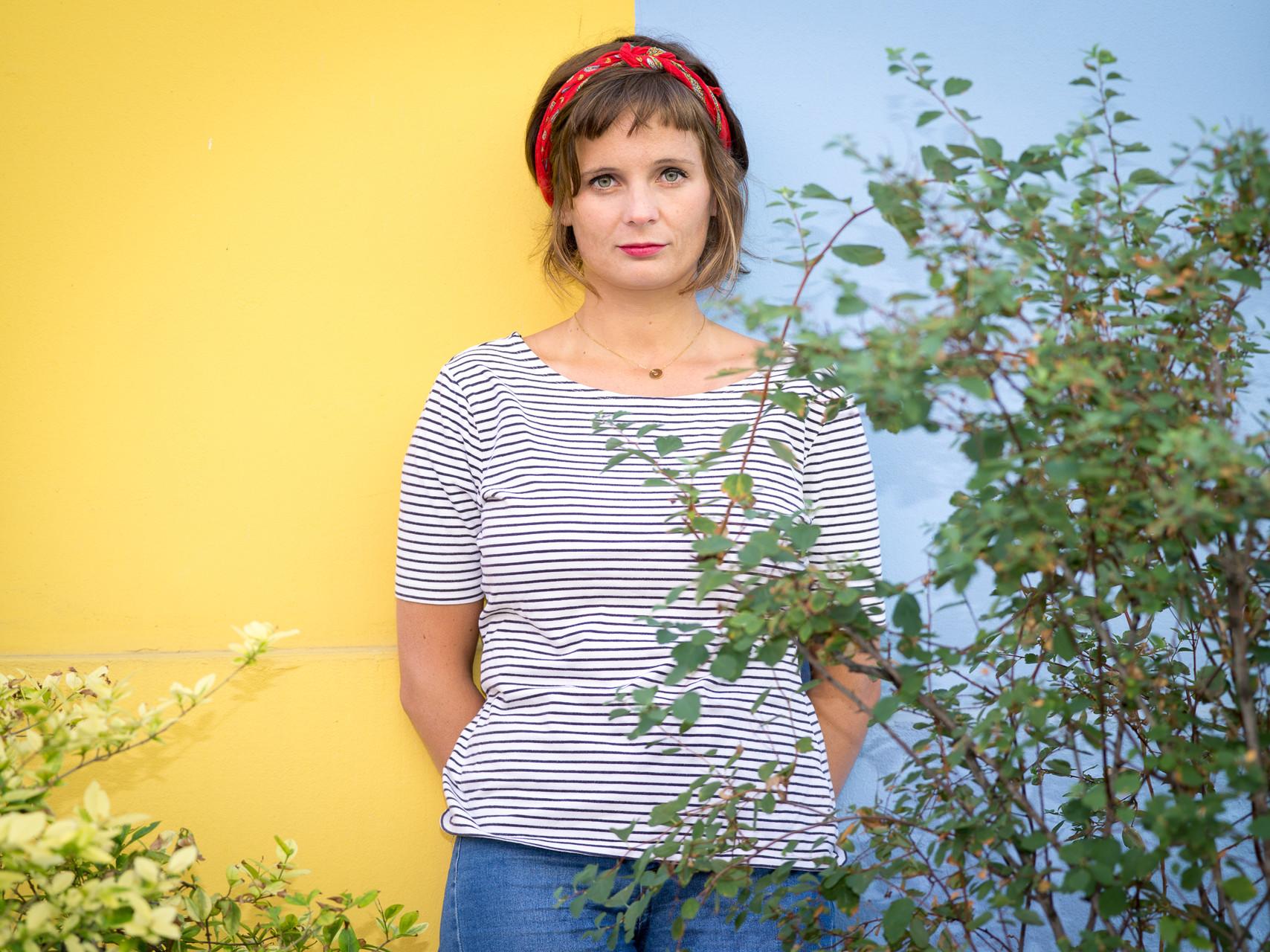 Agathe Quelquejay, actrice, metteur en scène, 2015