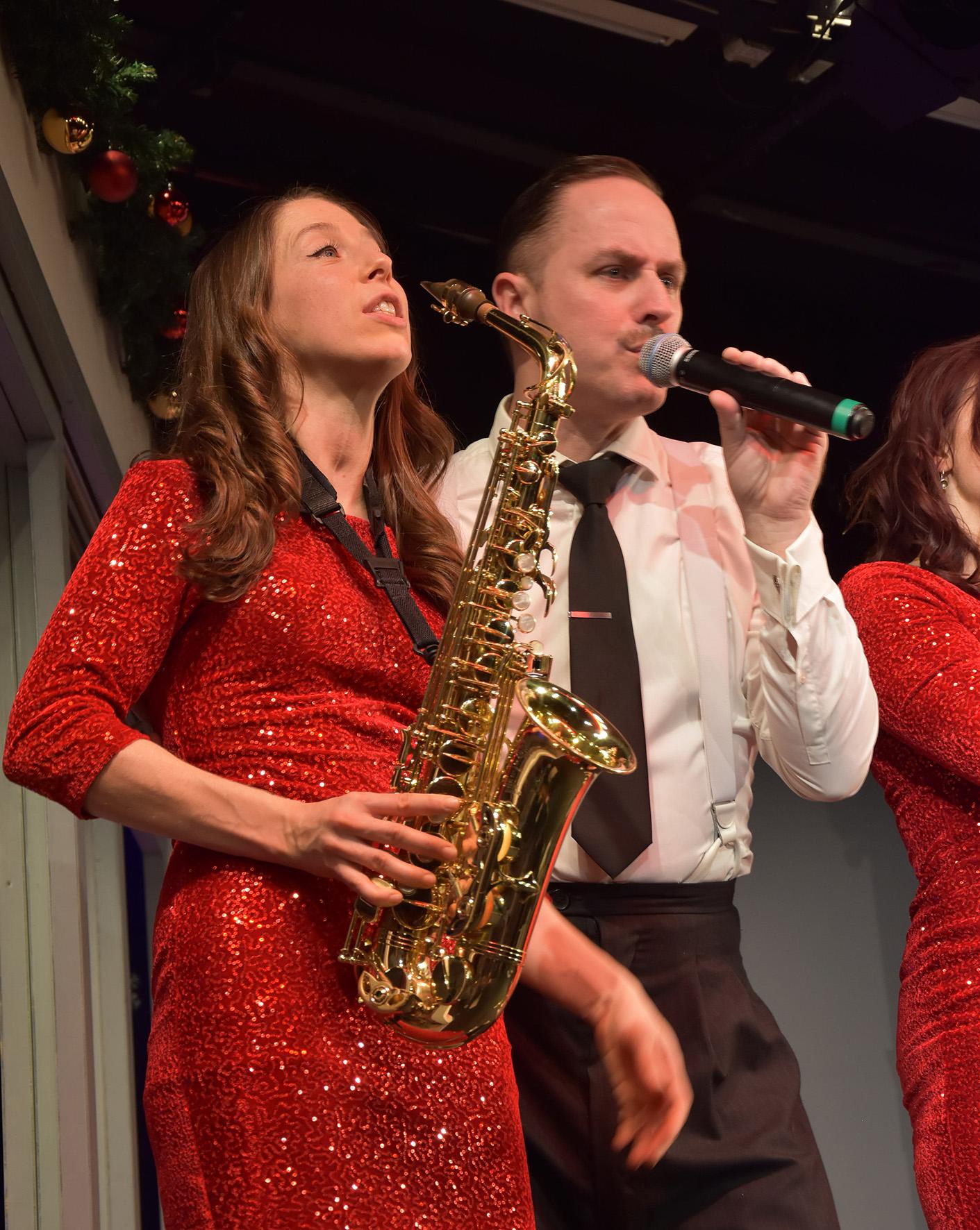 The Swingaroos & The Pocket Big Band - Dezember 2019