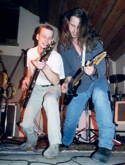 Burnin' Plectrum - 3er Wirt Zwerndorf 1998
