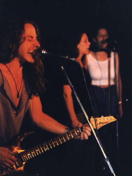 Burnin' Plectrum Andino 1998