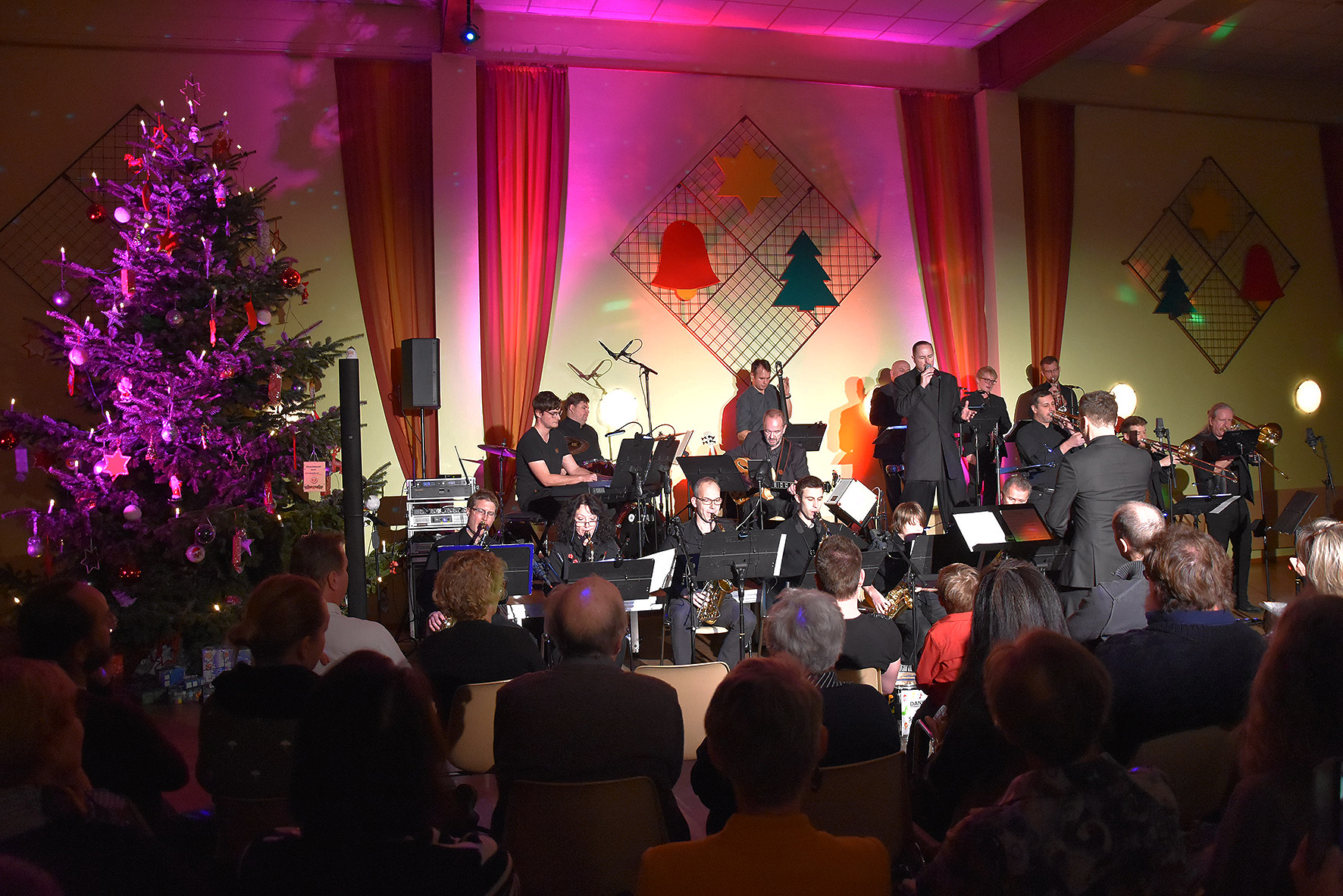 The Big Band Deutsch-Wagram - Dezember 2019