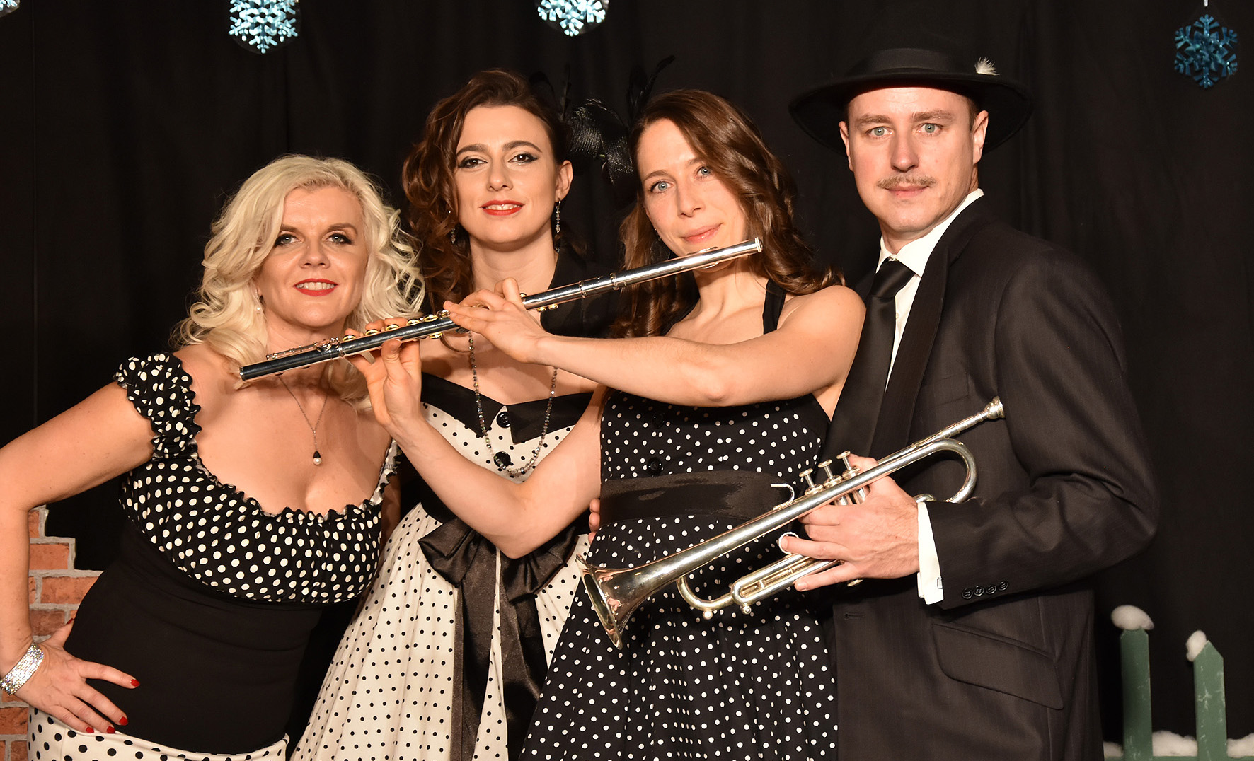 The Swingaroos & The Pocket Big Band - Dezember 2017