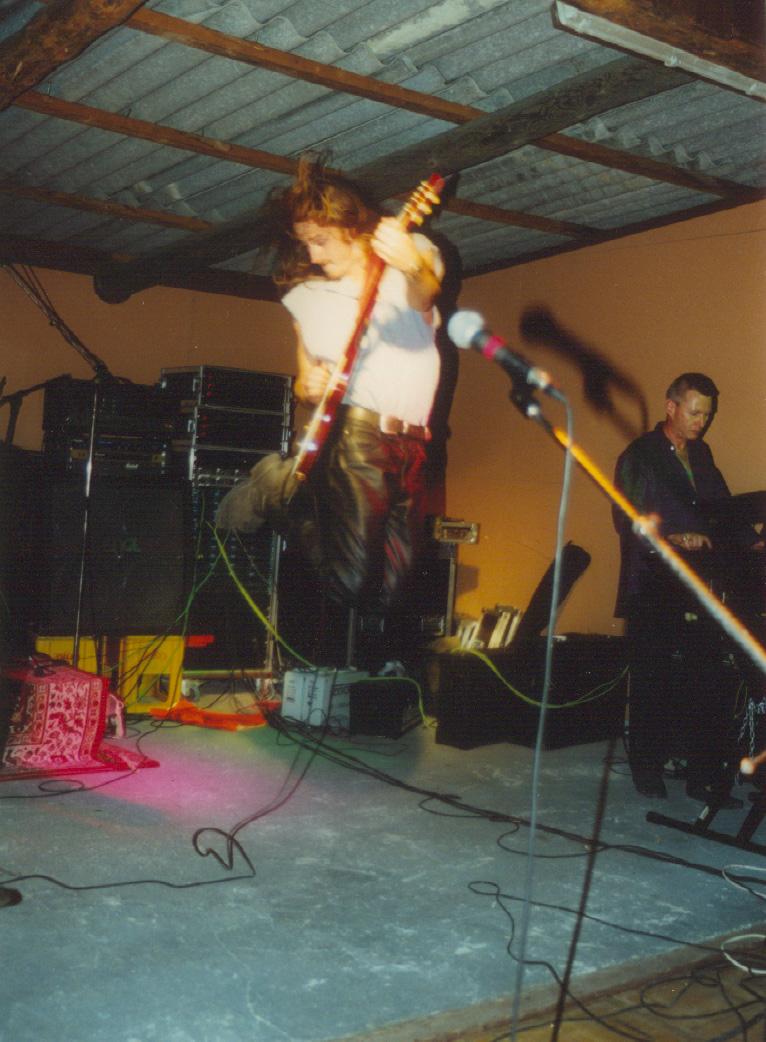 Amon Re - Woodrock Deutsch-Wagram 1998