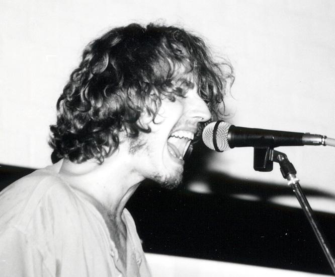 Burnin' Plectrum - Holland 1996