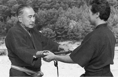 Hiroo Mochizuki Sensei - Soke of Yoseikan School