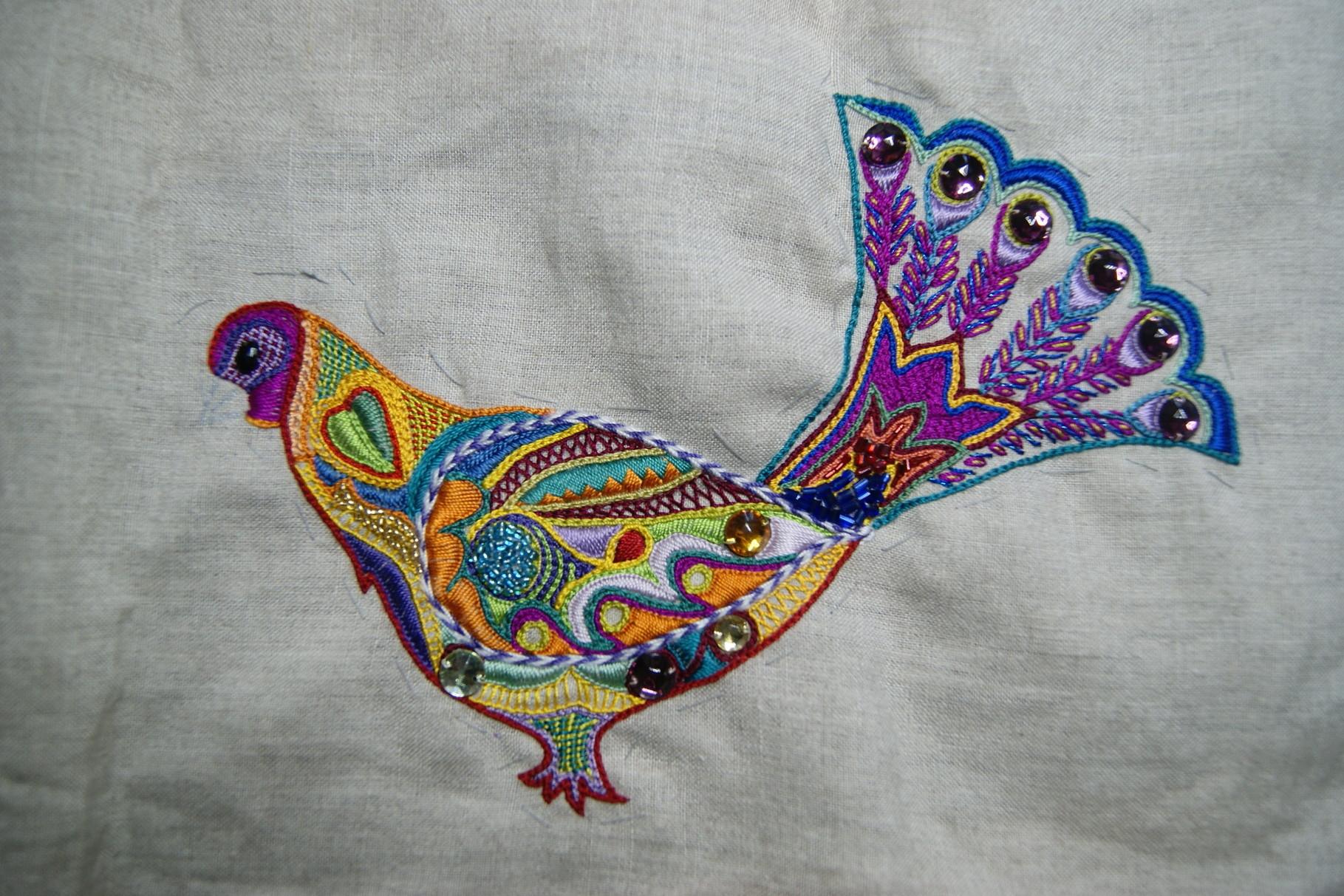 oiseau central terminé