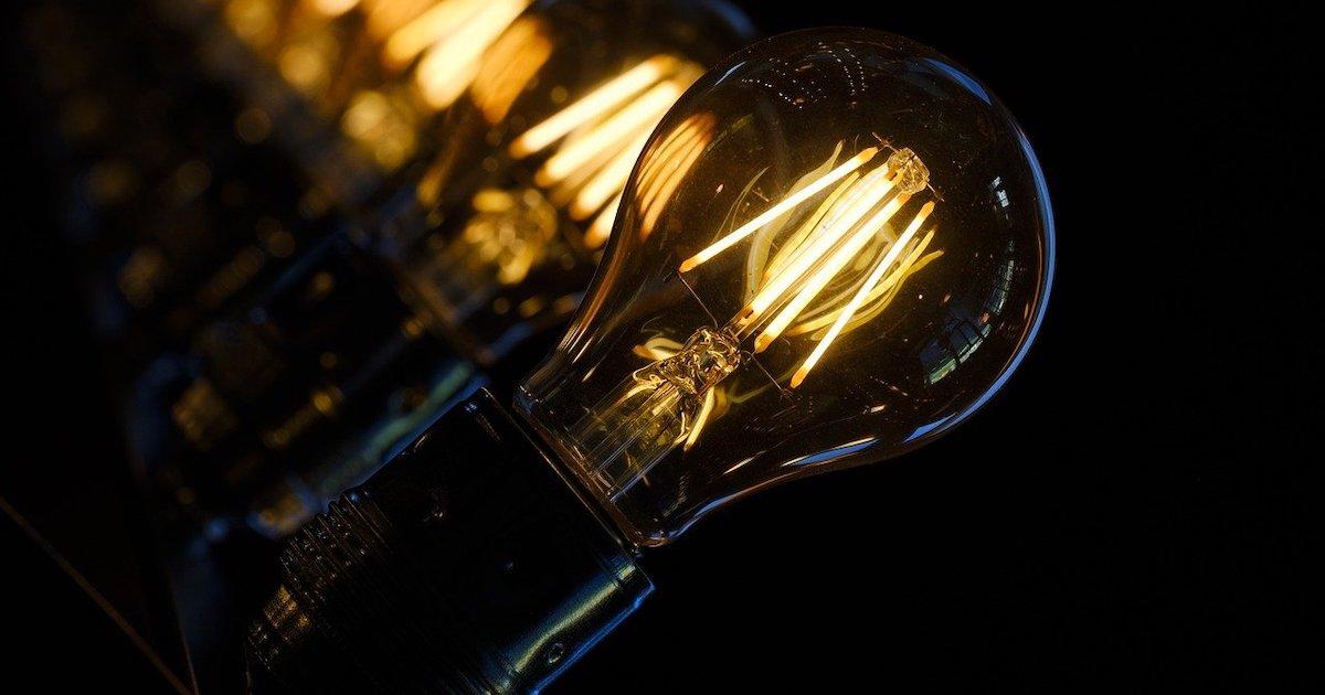 Gloeilampen vervangen voor LED