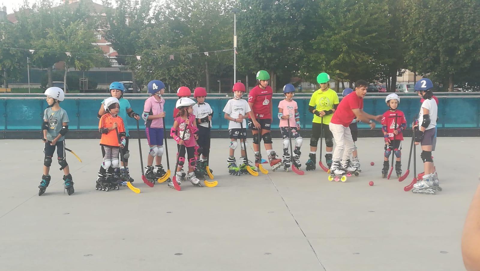 parco Aldo Moro torneo Unihockey