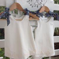 bc6f9851609c23 Vêtements de créateur fille - Juliette en salopette