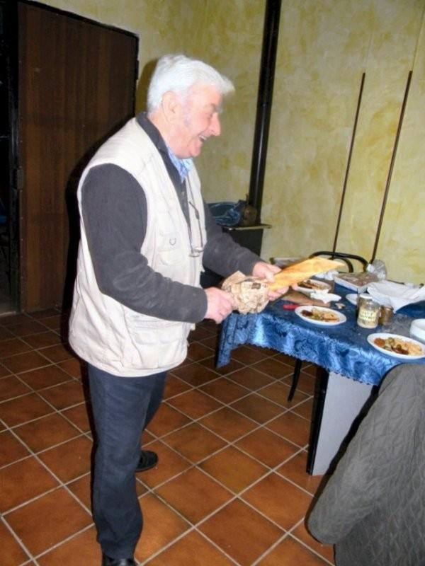 Riunione congiunta G.M.P. e Micoweb a casa di Angelo 08-04-2014