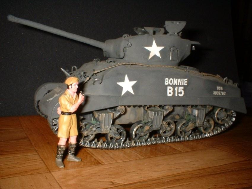 carro M4 Sherman