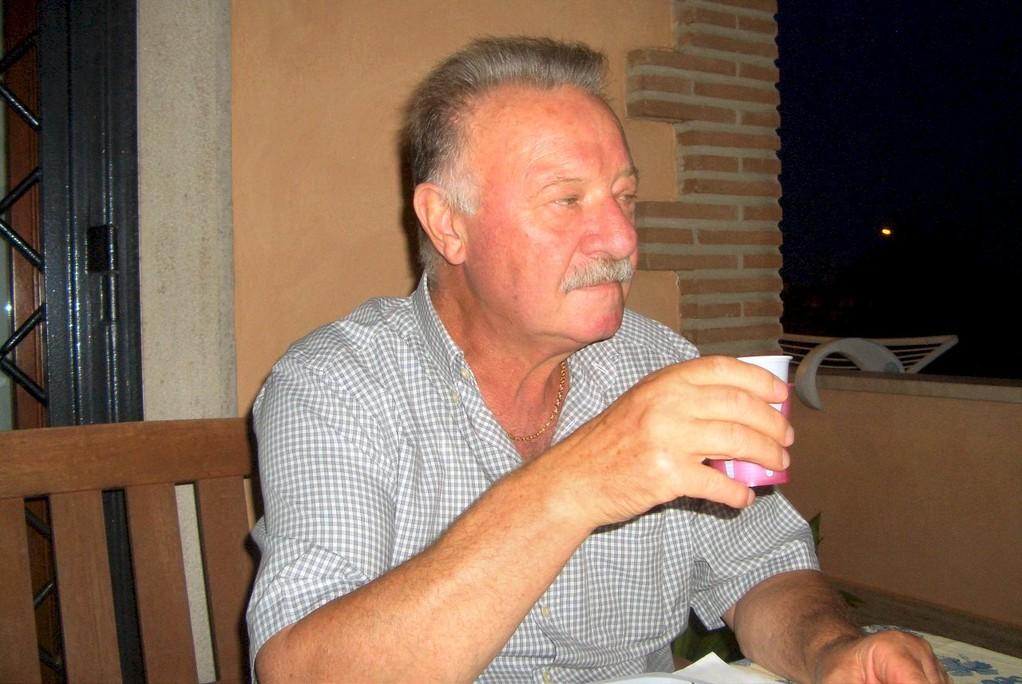 Riunione dei soci del GMP a casa di Rinaldo il 28-07-2011