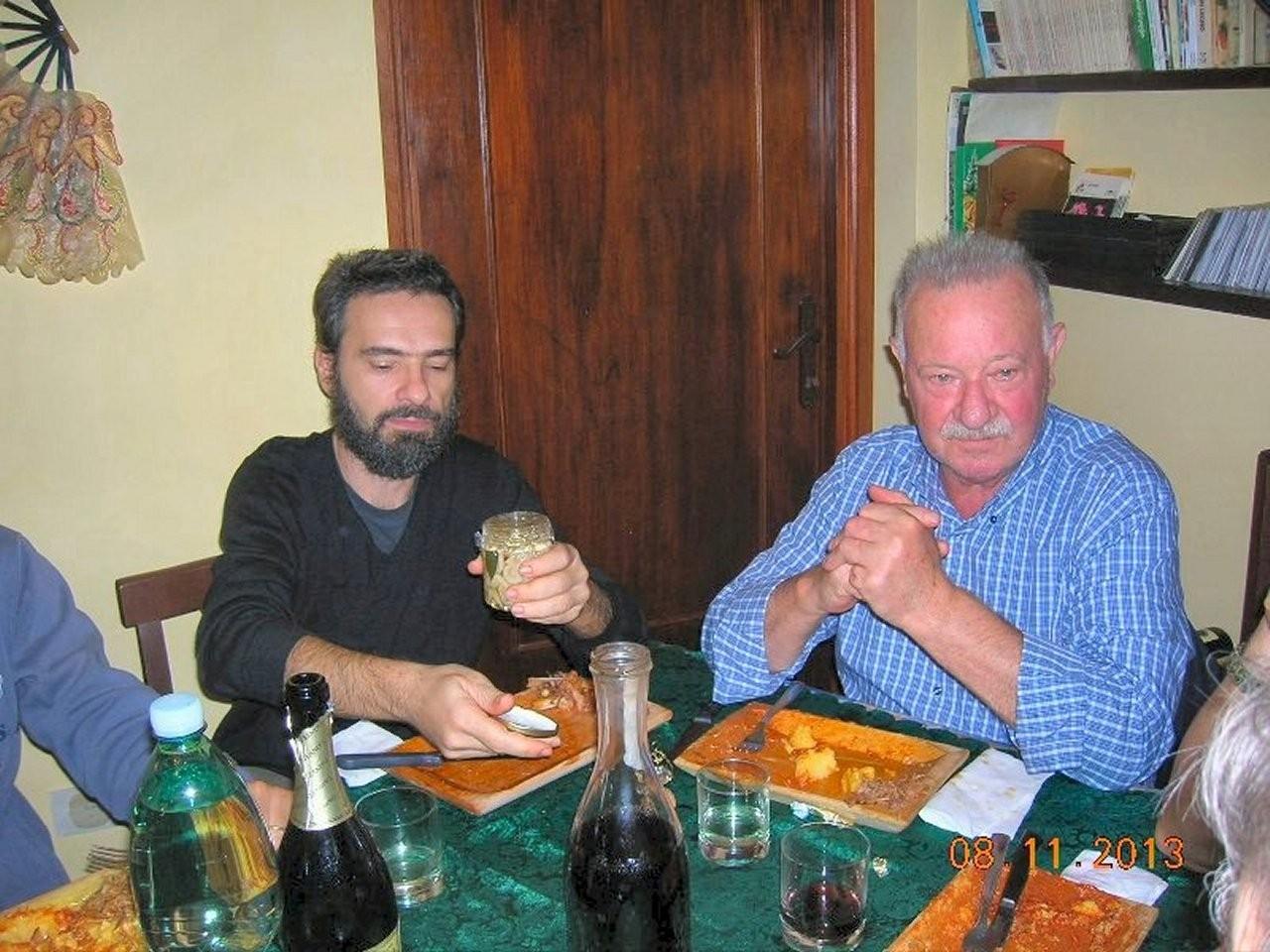 08-11-2013 galletti e polenta da Renato