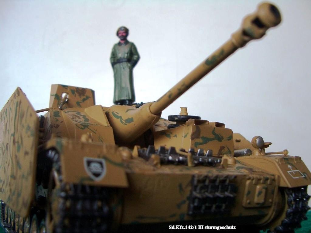 Sd.Kfz.142/1 III Sturgeschutz
