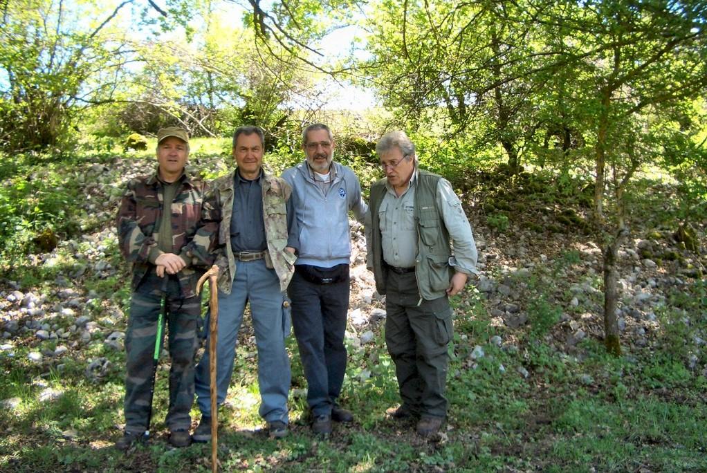 foto di gruppo maggio 2011 Cuiubru