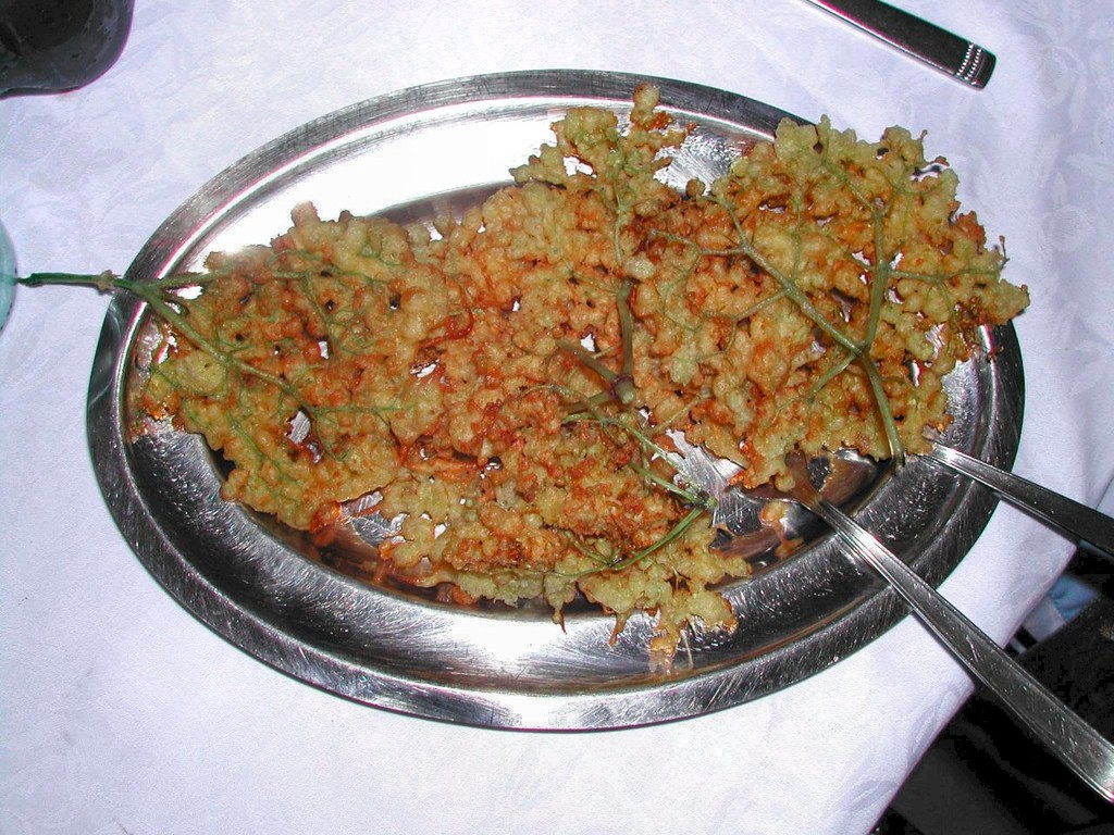 Sambuco fritto