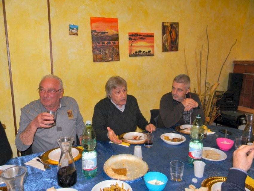 Riunione congiunta G.M.P. e Micoweb a casa di Angelo 05-04-2014