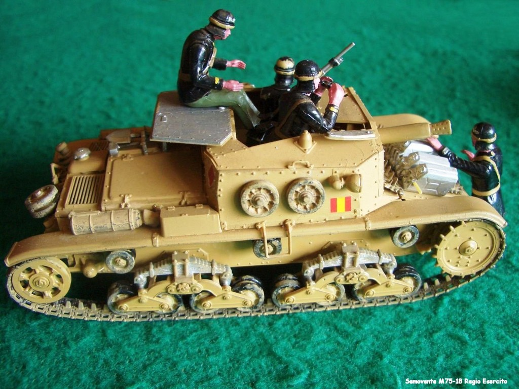 carro Ansaldo M75-90