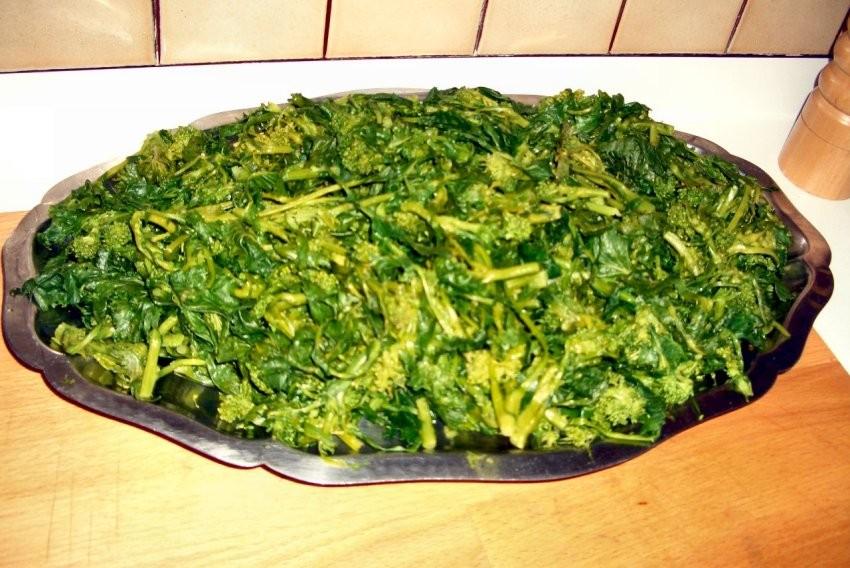 broccoletti saltati in padella