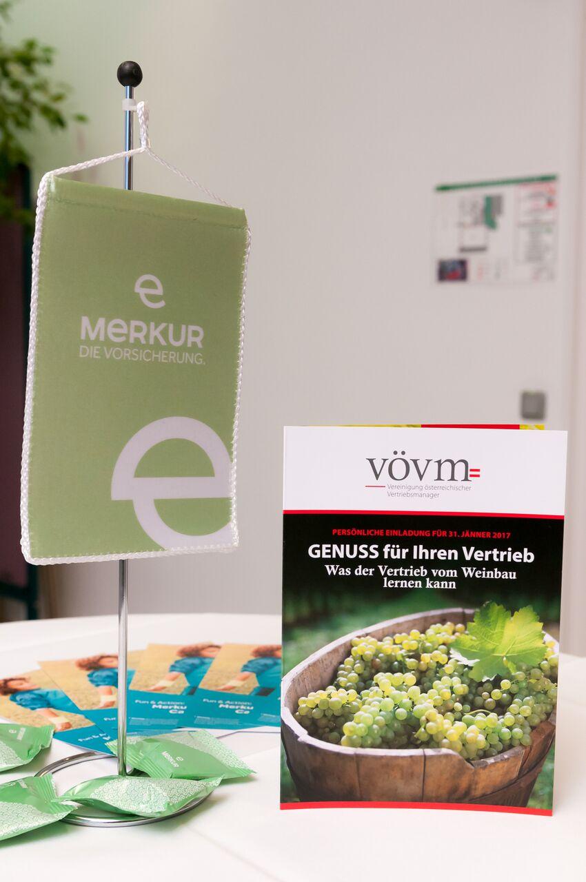 Was kann der Vertrieb vom Weinbau lernen? Veranstaltung der VÖVM 2017
