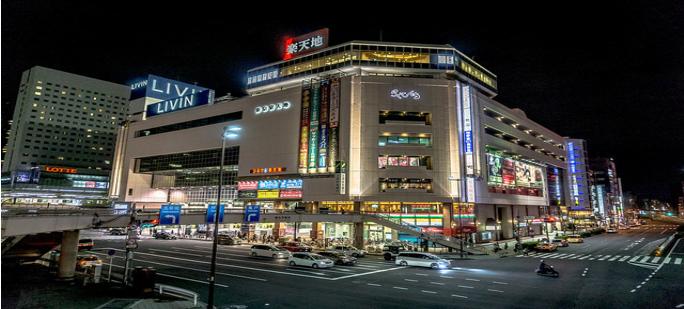 錦糸町 夜