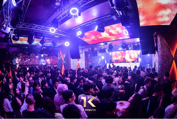 TK 渋谷  クラブ