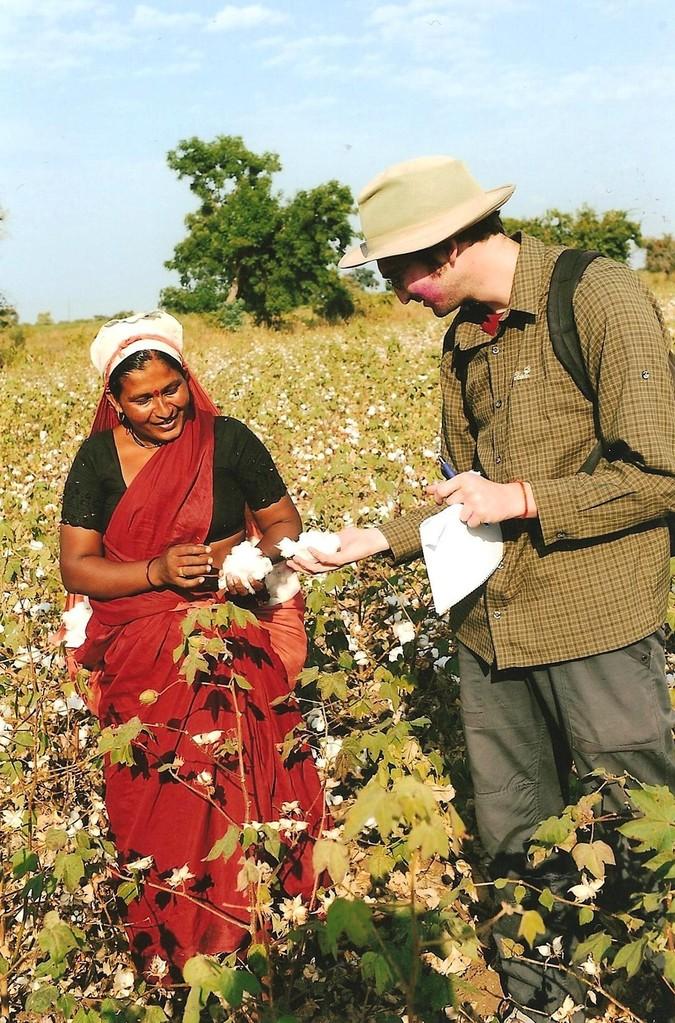 In Vidarbha / Indien; Foto: Jörg Böthling