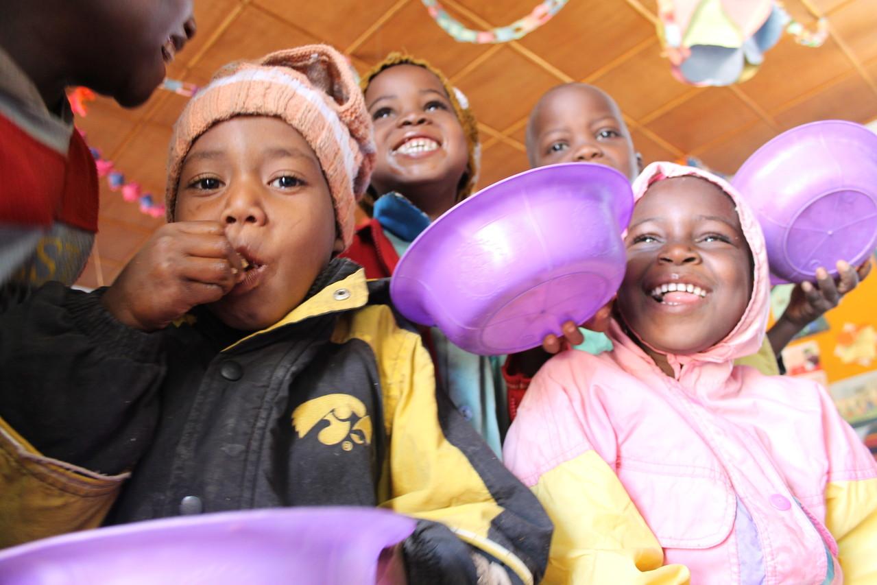 Kinder in Zinder / Niger. Foto: Christian Selbherr