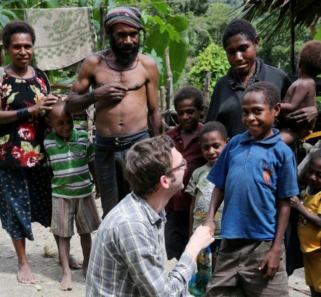 In Tapini /Papua-Neuguinea. Foto: Fritz Stark